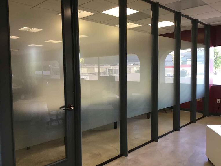 Create Privacy At Work With 3M Fasara Film