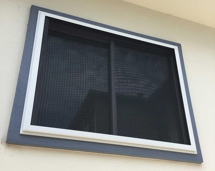 Before And After: Crimsafe Security Screens for Oakland CA