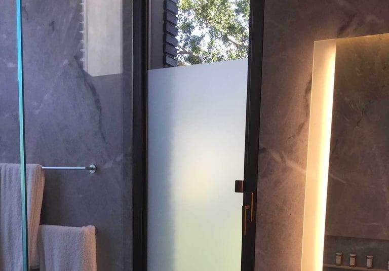 Privacy Window Film for Palo Alto