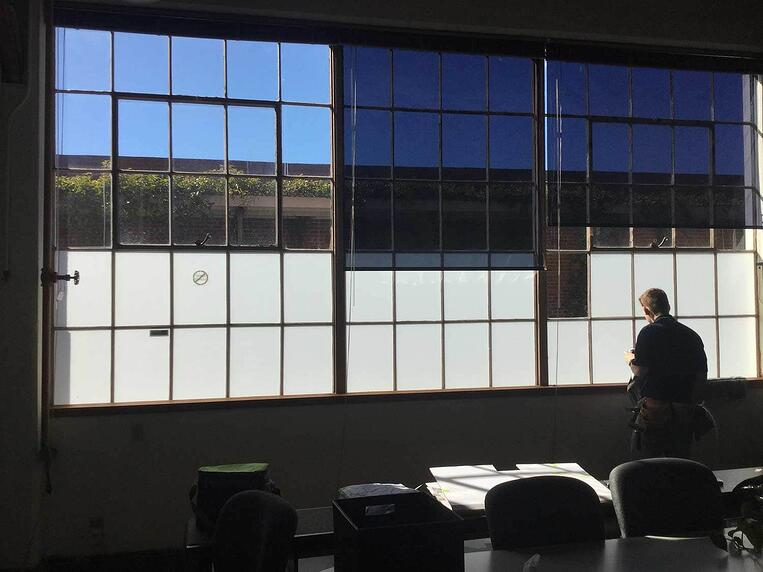 Privacy Window Tinting for Berkeley CA