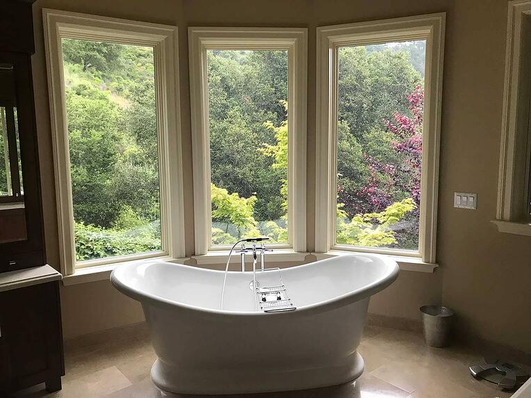 Why Use Window Film in Your Bathroom